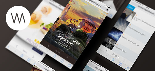 DutchGiraffe - WordPress Magazines