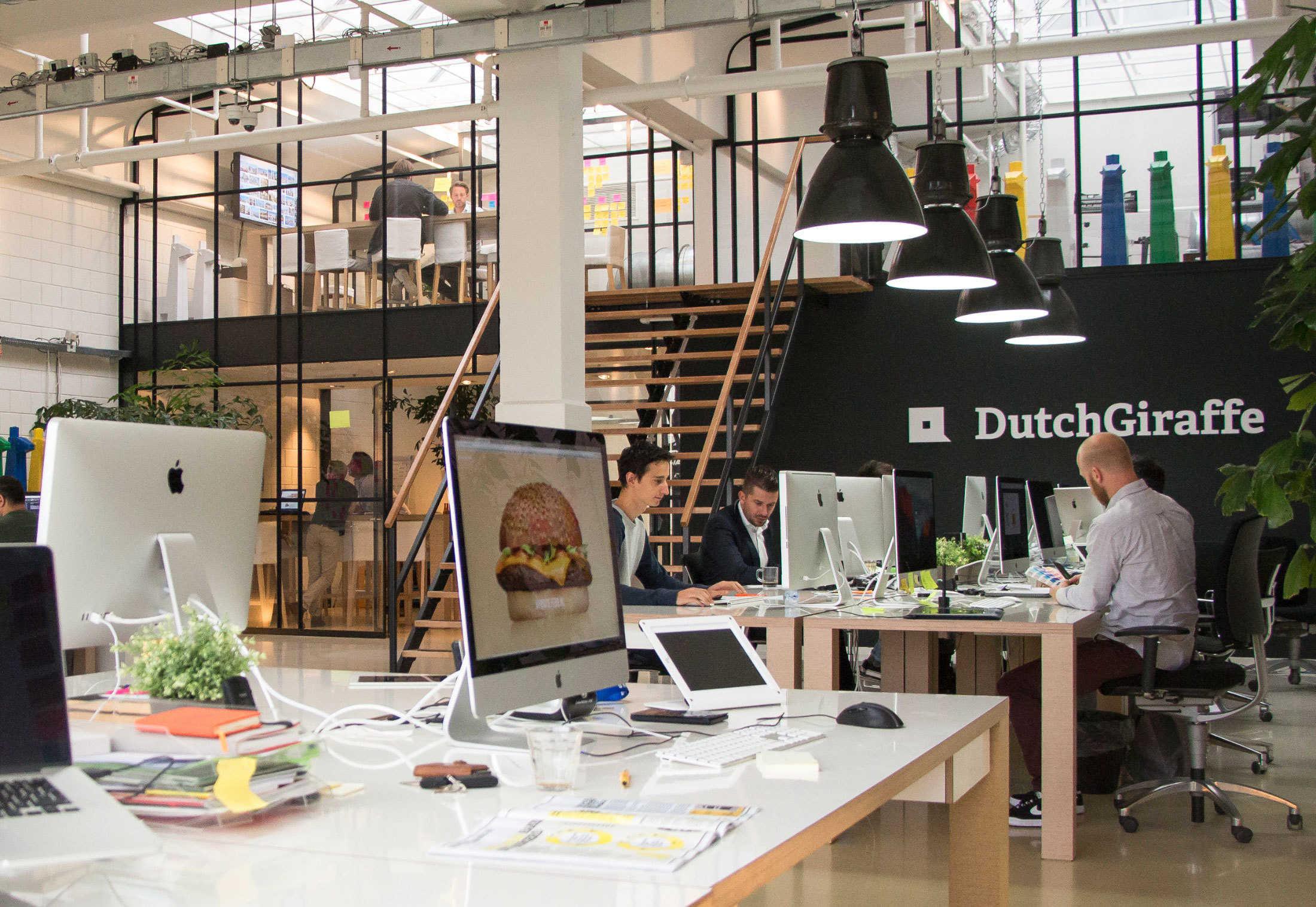 Studio van DutchGiraffe