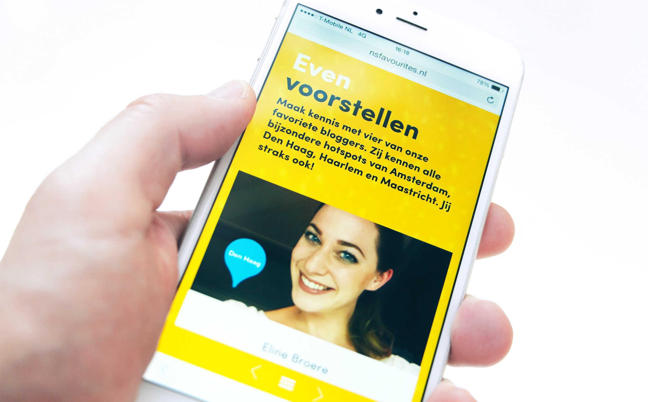 Online magazine #nsfavourites NS DutchGiraffe