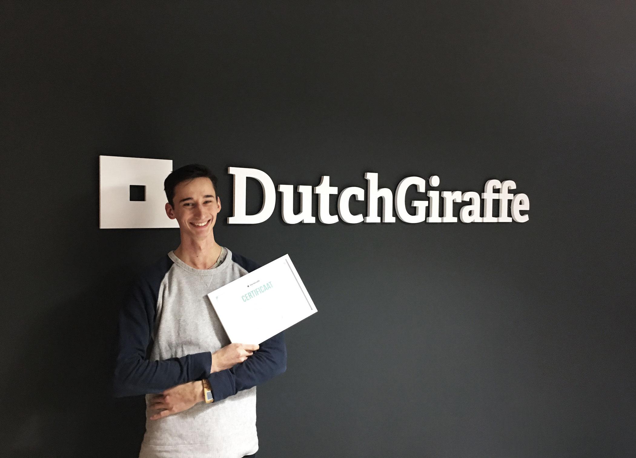 dutchgiraffe-academy-stagiair-certificaat