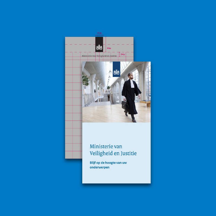 Rijksoverheid. Designtaal voor Digitaal pagina's – Dutchgiraffe | Digital Creatives