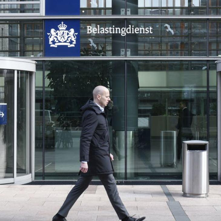 Rijksoverheid. Designtaal voor Digitaal Belastingdienst – Dutchgiraffe | Digital Creatives
