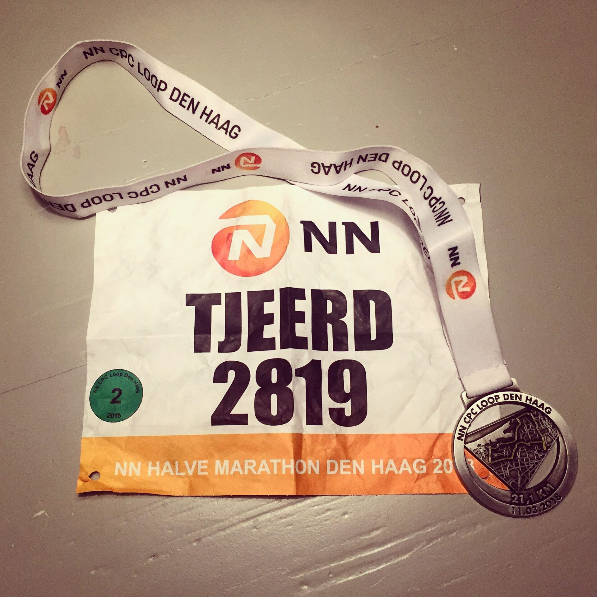 CPC 2018 21km Tjeerd Hoppenbrouwers – Dutchgiraffe | Digital Creatives