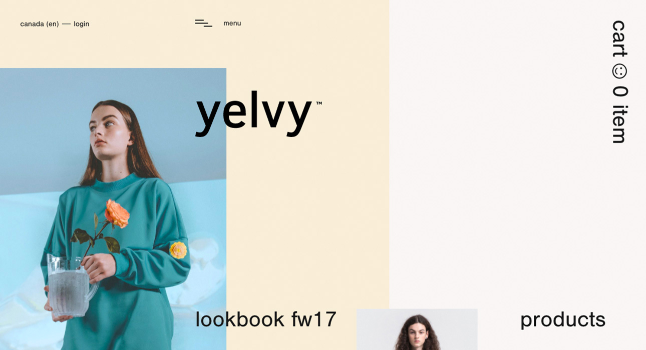 Website Yelvy – Dutchgiraffe | Digital Creatives