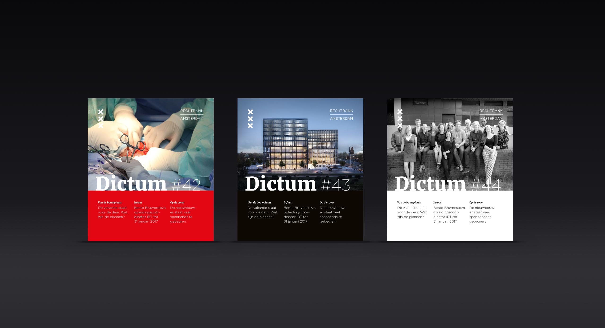 Digitale magazines Rechtbank Amsterdam – Dutchgiraffe | Digital Creatives