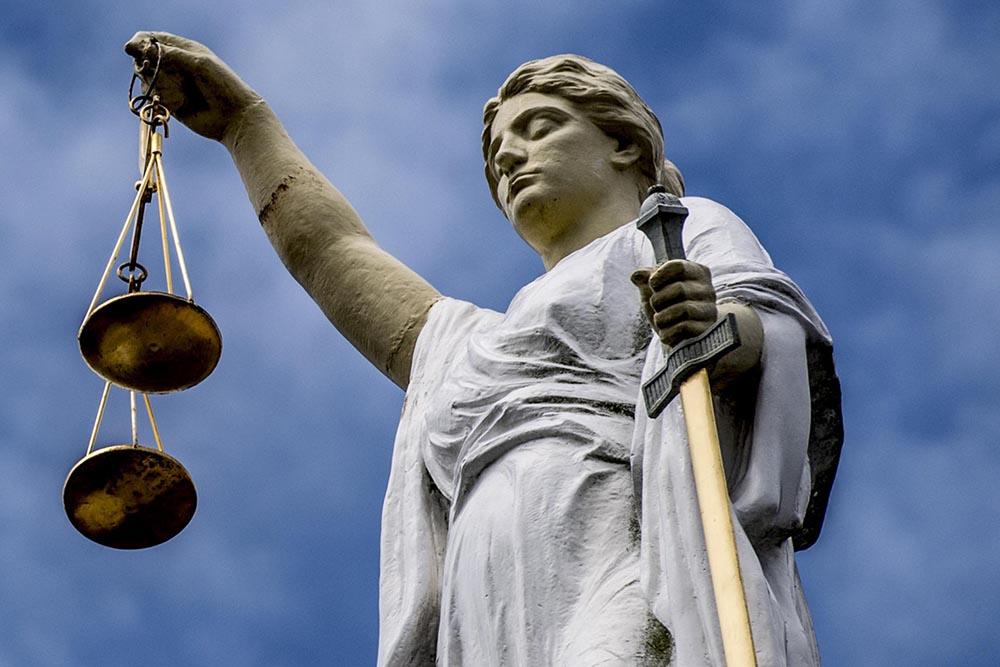 Rechtbank Amsterdam Vrouwe Justitia – Dutchgiraffe | Digital Creatives
