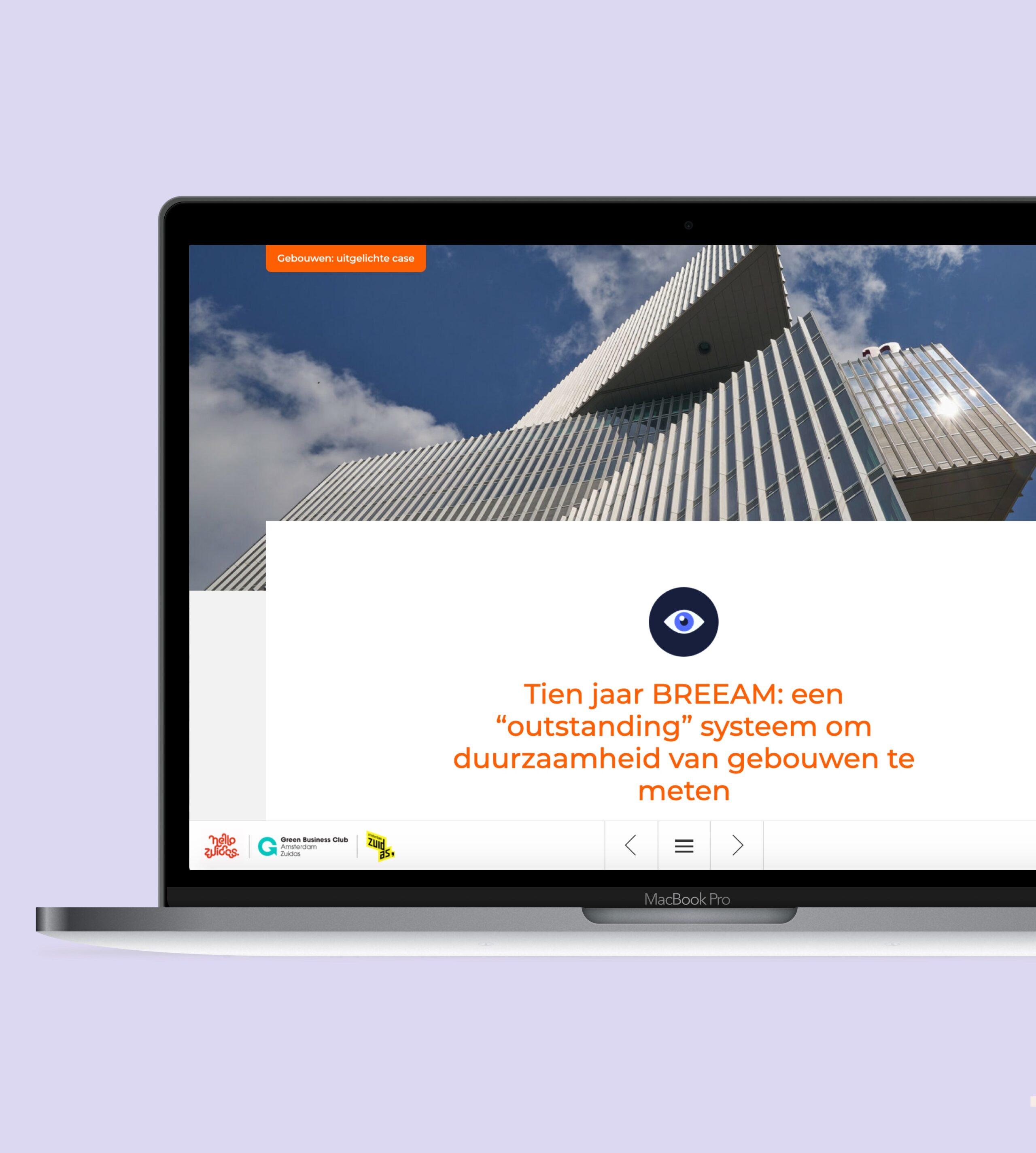 DG_Hello-Zuidas_Duurzaamheidsverslag_Case – square 1 Copy