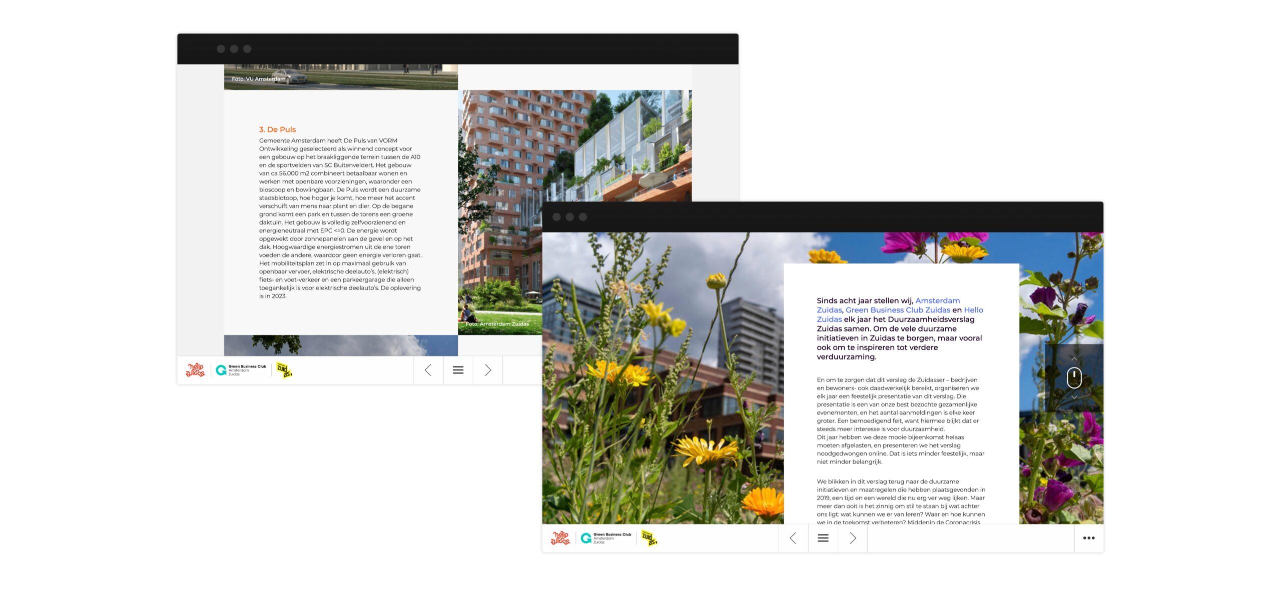 DG_Hello-Zuidas_Duurzaamheidsverslag_Img 2b: Visual information